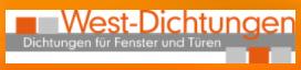 logo west dichtungen